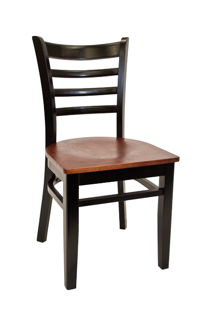 outerlands gallery metal wood furniture. beechwood ladder back chair w black frame and veneer seat wood restaurant chairs furniture a1 outerlands gallery metal a