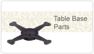 Table Base Parts