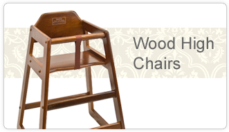 Wood High Chairs