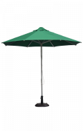 Aluminum Patio Umbrella, Green only