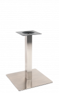 22''X22'' Stainless Steel Outdoor Table Bases