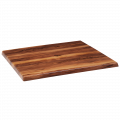 31.5''X47.5'' Molded Compression Table Top, Indian Rosewood