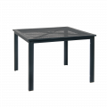 Wrought Iron Table w/ Size  40''X40''
