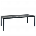 Wrought Iron Table w/ Size 40''X83''