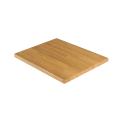 24''X30'' Solid Oak Wood Table Tops, Natural