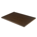30''X45'' Solid Oak Wood Table Tops, Walnut