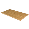 30''X60'' Solid Oak Wood Table Tops, Natural