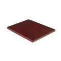 24''X30'' Veneer Table Top, Dark Mahogany