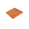 24''X24'' Solid Oak Wood Table Tops, Cherry
