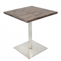 Concrete Outdoor Table X Outdoor Restaurant Tables - 24 x 24 restaurant table